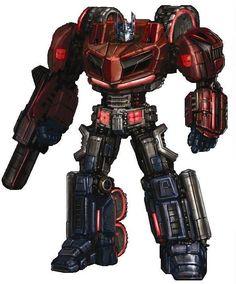 Optimus Prime es el nombre que recibe Orion Pax por el Concejo Superior de Cybertron, en vista...