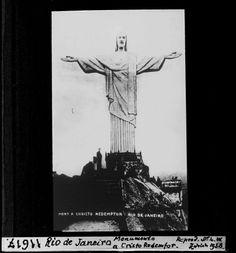 Rio de Janeiro, Monumento a cristo redemptor, Dia_247-11617 Rio De Janeiro, Christ