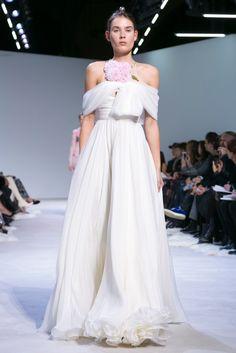 Giambattista Valli's couture show.