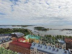 Ullanlinna upea alue Helsinki