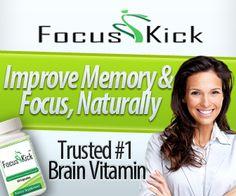 Brain Supplements by FocusKick    http://www.focuskick.com/