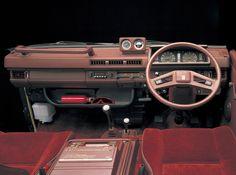 1982 Mitsubishi Delica 4WD minivan