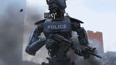 AI Expert Claims Chappie's Robot Police Force May Be Close to a Reality