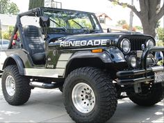 jeep renegade cj5 images | 1980 Jeep CJ5 - San Jose, CA owned by cj5_fan Page:1 at Cardomain.com