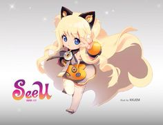 Korean Vocaloid - SeeU