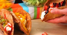 Dessert Tacos Are Made To Impress In Just A Few Steps