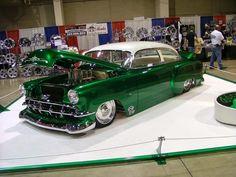 Chevy 1953 - Bel Air
