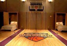The Palms Casino Las Vegas... Hardwood suite