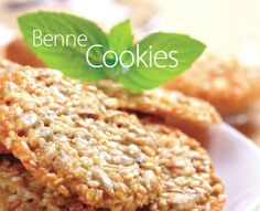 Recipe for Benne Cookies Recipe on Cake Central