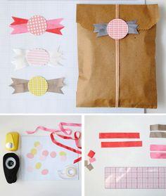 El papel kraft está de moda, y hoy te mostramos 25 maneras de usarlo para…