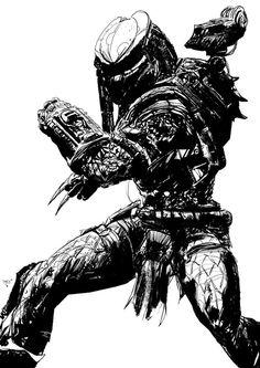 Predator by T-RexJones on DeviantArt