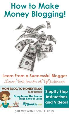 How to Make Money With a Blog.