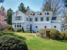 Constructed in 1909, this antique home is situated on nearly 5 private acres of private land in the pristine town of New Canaan. The residence boasts an old world charm among modern amenities and comforts, including an updated kitchen and luxurious master suite. Escape the bustle and unwind at this one-of-a-kind country estate.   http://www.williampitt.com/eng/sales/detail/205-l-742-t4rzn3/one-of-a-kind-country-estate-new-canaan-ct-06840
