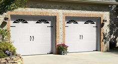 Amarr Hillcrest Garage Door Collection: Call Banko to choose from over 100 carriage house designs & stockton garage door windows | Traditional Long Panel with ... Pezcame.Com