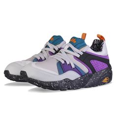 Puma x Alife Trinomic Blaze Of Glory Grey / Blue / Purple - Puma