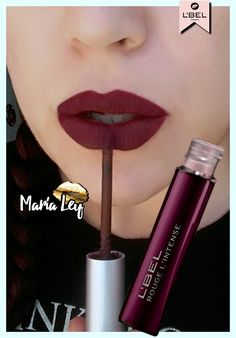 Vin intense Lbel Terciopelo Make up en Facebook https://www.facebook.com/BeautyLabMx
