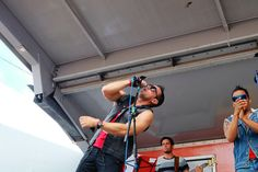 Jamming out on the 30th Feria del Barrio! (2014)