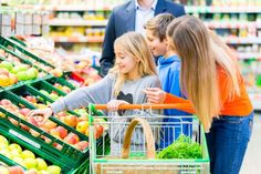 Looking for ways to maximize your grocery savings with coupons and deals? Here's how to save time & money when buying groceries at Walmart! Paleo Shopping List, Printable Shopping List, Healthy Eating Habits, Healthy Recipes For Weight Loss, Couponing For Beginners, Extreme Couponing, Parent Resources, Print Coupons, Gain Muscle
