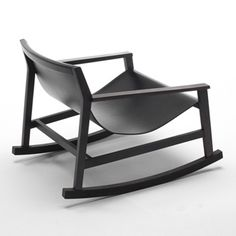 Piero Lissoni Dondolo Rocking Chair