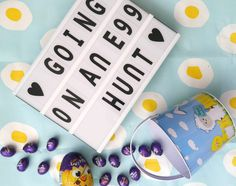 Going on an egg hunt - five steps to creating the perfect Easter egg hunt this Easter holiday season! Make sure you read the full post