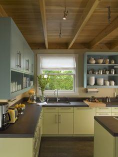 Цветовое решение вашей кухни
