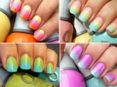 #cute #nails #marble #fashion #summer