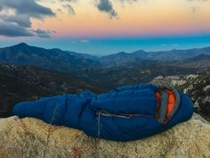 Best Camping Gadgets and gear -NoZipp's sleeping bag uses magnets for easier entry and exit