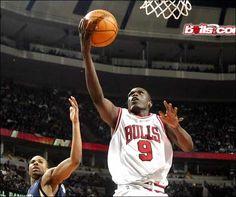 Luol Deng, basketball player, Chicago Bulls