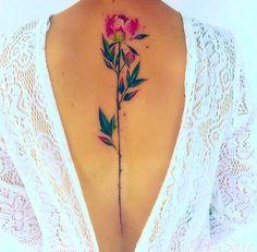 tattoo,love,beautiful,roses,roses,tatouage,rose,fleur,dos,back,flower