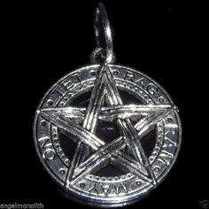 Tetragrammaton starkes Schutzamulett Amulett Tetragramm Pentagramm Tetra