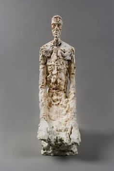 Alberto Giacometti, Half-length of a man, 1965