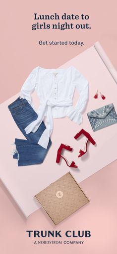 Let's refresh your spring wardrobe.