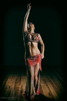 Danza del Vientre - Rosadela Bellydance #oriental #bailarina #dancer