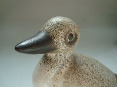 Howard Pierce Porcelain Duckling