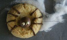 galletas para niños en Halloween