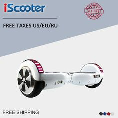 iScooter Electric Skateboard 2 Wheels Electric Scooter Patent Balance Hover board Skateboard Powered walkcar hoverboard (32788016068)  SEE MORE  #SuperDeals