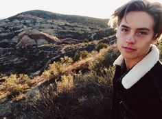 Cole Sprouse.