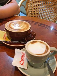 best coffee in East Tsimshatsui @ Crema Coffee
