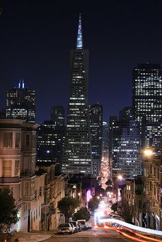 San Francisco. A place I have always wanted to experience and one day I will xx