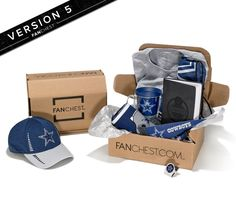 Dallas Cowboys Gift Box   Cowboy Gear + Apparel   FANCHEST • FANCHEST