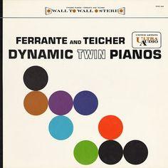 Dynamic Twin Pianos: designed by Emmett McBain