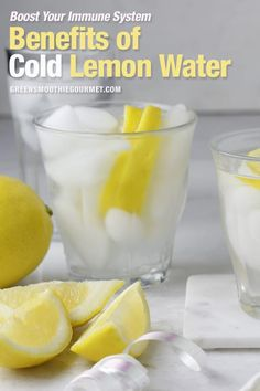The benefits of lemon water is that it boosts immunity, brain cells, flushes toxins, assists weight loss, protects skin. Learn about both warm verses cold. Lemon Desserts, Lemon Recipes, Fall Recipes, Holiday Recipes, Dessert Recipes, Superfood Recipes, Smoothie Recipes, Quick Easy Healthy Meals, Healthy Chocolate