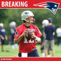#tombrady will NOT pursue further action. Will serve 4 game suspension. #nfl #Deflategate