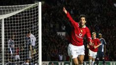 Ruud Van Nistelrooy, Manchester United, The Unit, Football, Soccer, Futbol, Man United, American Football, Soccer Ball