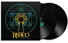 Rishloo Vinyl Lp Vinyl, Rock N Roll, Psychedelic, Music Instruments, Beautiful, Bands, Artists, Rock Roll, Musical Instruments