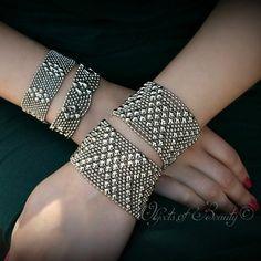 Lauren's Answer Liquid Metal Bracelet Sergio Gutierrez - Objects of Beauty