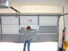 Nice Is It Worth Insulating Your Garage Door?