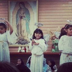 (YOU KNOW YOU'VE GONE TO A CATHOLIC SCHOOL)  5. You have had to dress as an angel at some point in your life.