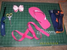 SC Boutique Flip-Flops: 3rd Instructions Contest - Hip Girl Boutique Free Hair Bow Instructions--Learn how to make hairbows and hair clips, FREE!