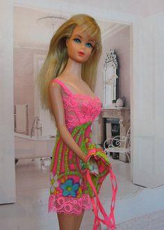 1968 Barbie Under-Liners #1821